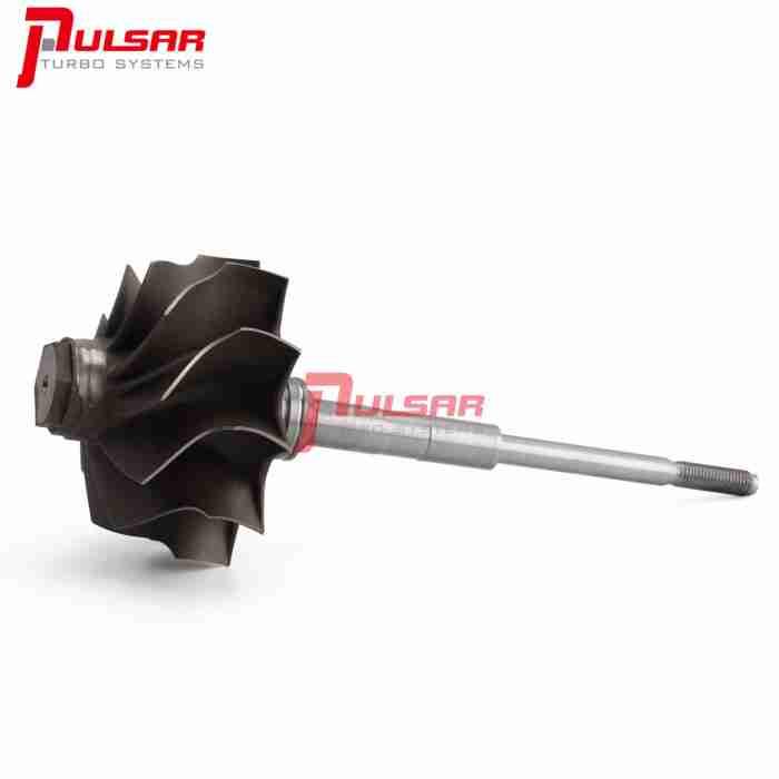 GT37 10 Blade Turbine